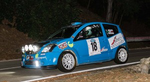 Super Nebrosport al 16° Rally del Tirreno.